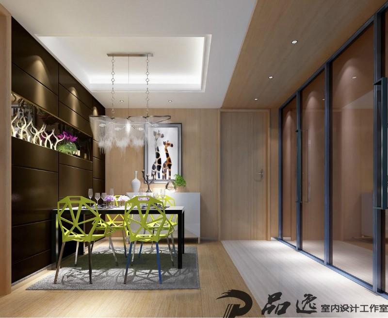 品逸室内设计工作室 装修空间